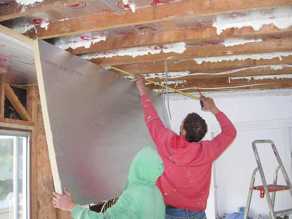 Insulating Sitting - room