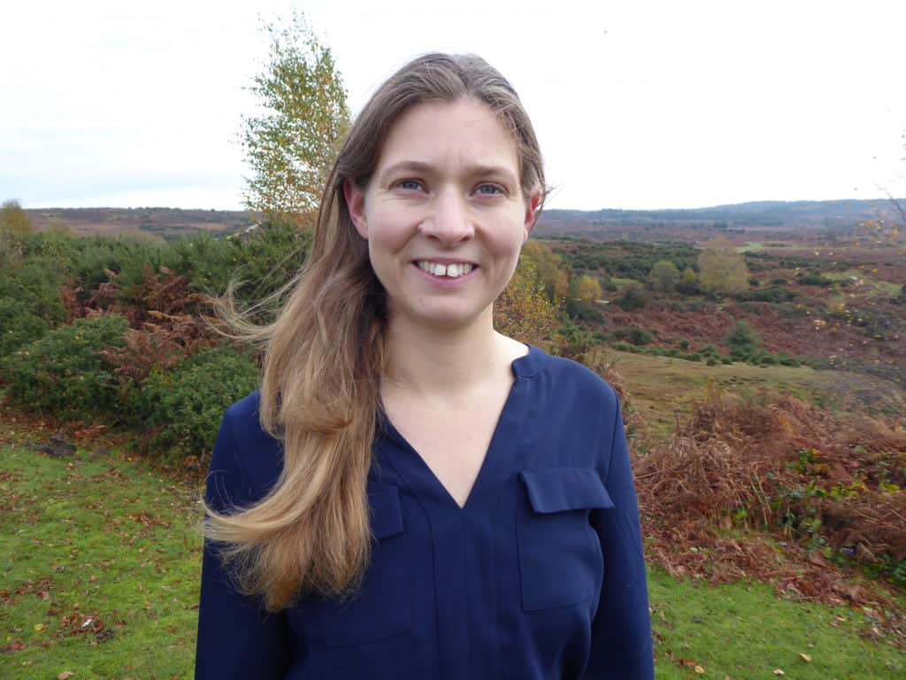 Nicola Jolly - New Forest East