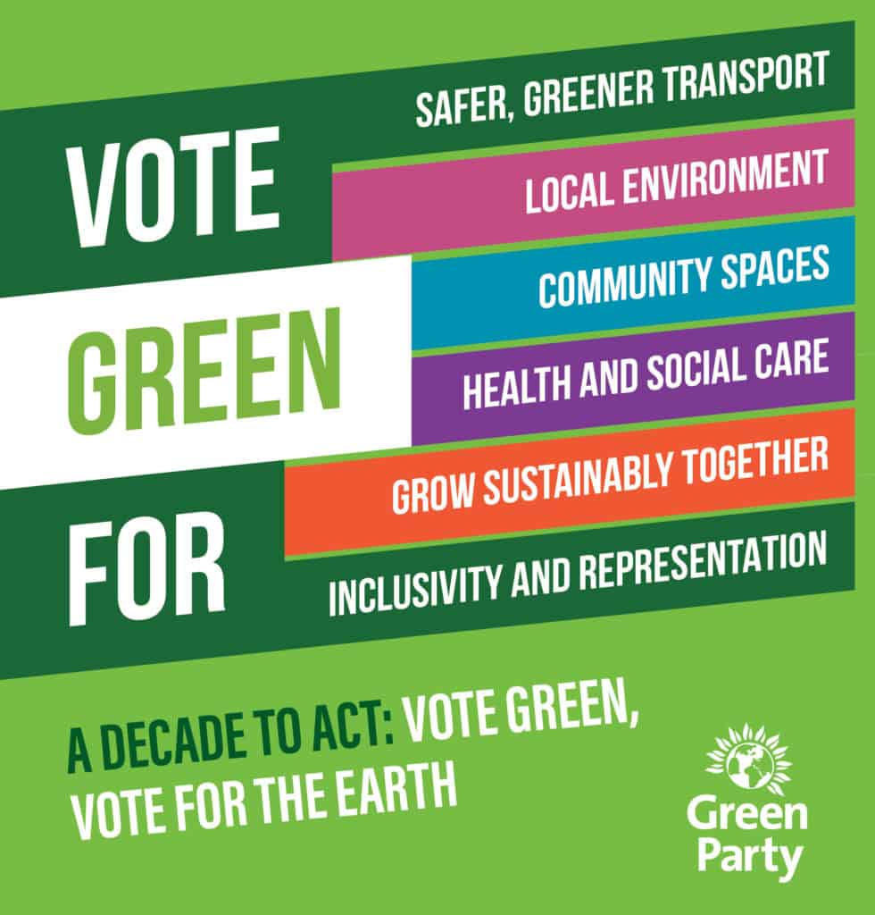Vote Green - New Forest Green Party